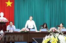 Inspeccionan labores de lucha antiepidémica en provincia vietnamita de Soc Trang