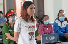 Condenan a vietnamita por delitos contra el Estado