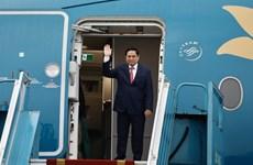 Premier de Vietnam viaja a Indonesia para asistir a Cumbre de ASEAN
