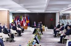Dirigentes de la ASEAN debaten la situación de Myanmar