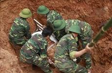 Trasladan con éxito bomba de 340 kilogramos hallada en provincia vietnamita