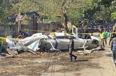 Fallece piloto en siniestro de helicóptero militar en Filipinas