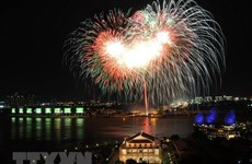Cancelarán espectáculos pirotécnicos en localidades vietnamitas por el COVID-19