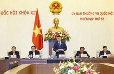 Efectúan reunión 55 del Comité Permanente del Parlamento vietnamita