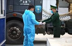 COVID-19: Provincia vietnamita de Quang Ninh intensifica control fronterizo