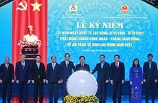 Reafirman atención del Partido de Vietnam al progreso de trabajadores