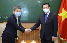 Exhortan a banco japonés SMBC incrementar inversiones en Vietnam