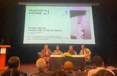 Efectúan en Hanoi programa dedicado al arte fotográfico