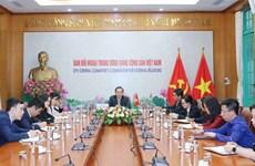 Vietnam valora la asociación estratégica con Singapur