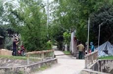 Aplican distanciamiento social en una comuna vietnamita
