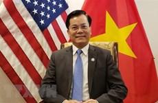 Embajador vietnamita participa en ceremonia de cambio de mando de INDOPACOM de Estados Unidos