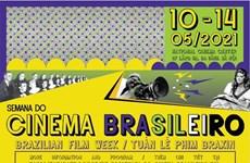 Proyectarán en Hanoi películas brasileñas