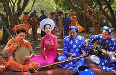 Provincia vietnamita de Dong Thap se esfuerza por preservar los patrimonios culturales inmateriales