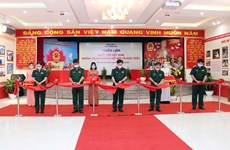 Inauguran exposición sobre Asamblea Nacional de Vietnam