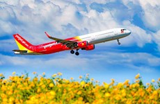 Aerolínea Vietjet con logros destacados en 2020