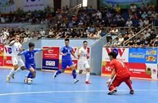 Vietnam enfrentará a Líbano por un puesto en Copa Mundial de Fútbol Sala