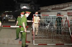 Inician procedimiento legal de caso de organizar entrada ilegal en Vietnam