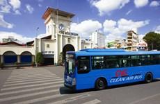 Ciudad Ho Chi Minh busca desarrollar autobuses ecológicos