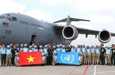 Vietnam y Australia cooperan en misión de mantenimiento de paz de la ONU en Sudán del Sur