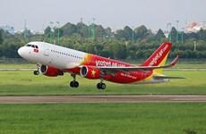 Vietjet ofrece vuelos seguros con boletos promocionales