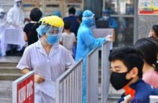 Provincia vietnamita de Bac Ninh registra nueve casos adicionales del COVID-19
