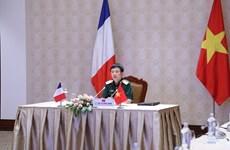 Vietnam y Francia intensifican cooperación en la defensa