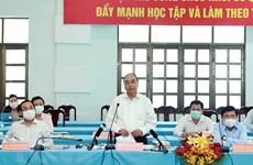 Proponen medidas para impulsar crecimiento de distritos suburbanos de Ciudad Ho Chi Minh