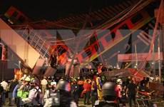 Vietnam envía condolencias a México por accidente en línea del metro