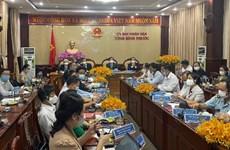Provincia vietnamita de Binh Phuoc aspira a atraer inversiones de EE.UU.