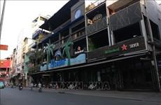 Ciudad Ho Chi Minh suspenderá numerosas actividades y servicios no esenciales por el COVID-19