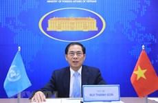 Insta Vietnam a comunidad internacional a impulsar el multilateralismo