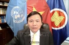 Vietnam exige mayor protección infantil en conflictos en medio de pandemia