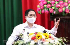 Primer ministro de Vietnam da a conocer a votantes su plan de acción