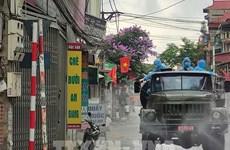 Vietnam registra otros 15 casos positivos del COVID-19