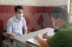 Arrestan a cuatro chinos por entrada ilegal a provincia norvietnamita