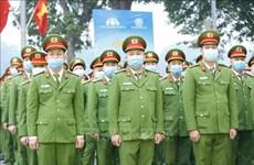 Policía de Vietnam por garantizar seguridad para próximas elecciones