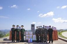 Provincia vietnamita une esfuerzos para ayudar a amigos laosianos en medio del COVID-19