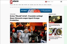 Abogados seguirán acompañando lucha por justicia de víctima vietnamita del Agente Naranja