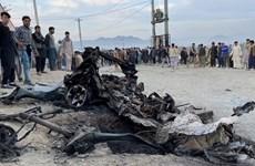 Canciller de Vietnam expresa pésame a Afganistán por atentado terrorista