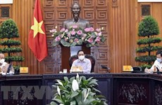 Premier vietnamita insta a preparar labores electorales en caso de brotes del COVID-19