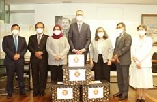 ASEAN apoya a la República Checa en respuesta al COVID-19