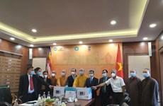 Vietnam brinda suministros médicos a la India en combate contra el COVID-19