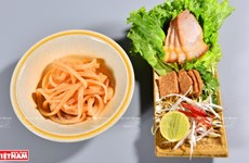 Cao lau, orgullo de la cocina de Hoi An