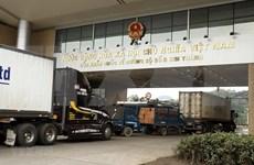 Vietnam trabaja para garantizar la circulación fluida de mercancías a través de puertas fronterizas terrestres