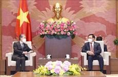 Vietnam fortalece relaciones con China