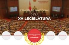 Lanza VNA sitio web especial sobre próximas elecciones