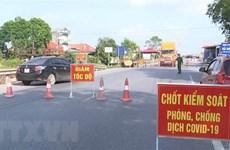 Viceprimer ministro de Vietnam pide mantenerse preparado en la lucha contra COVID-19