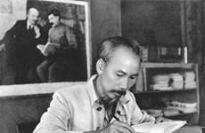 Efectúan exposición fotográfica sobre presidente Ho Chi Minh en provincia vietnamita de Thai Nguyen