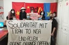 Partido Suizo del Trabajo ratifica solidaridad con víctimas del Agente Naranja en Vietnam