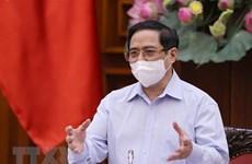 Premier vietnamita exhorta a priorizar la protección de la salud de los ciudadanos